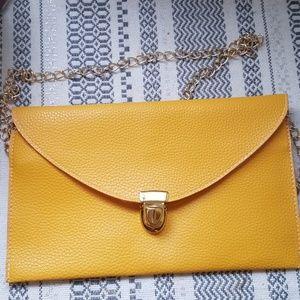 Yellow purse/wallet